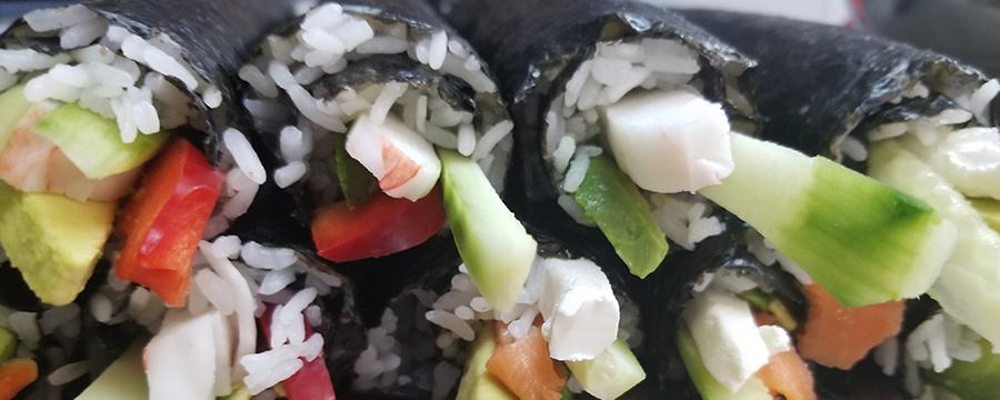 Sushi / Pokebowl